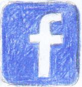 social media buttons - facebook