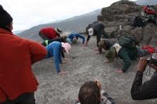Mountain exercise