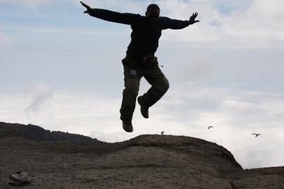 Gody soaring