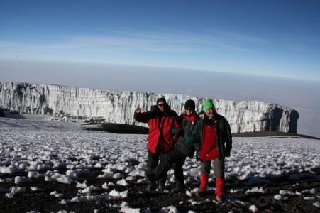 In the Snows of Kilimanjaro