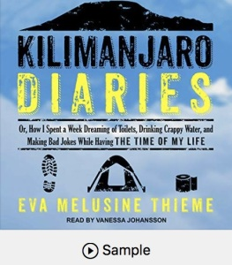 Kilimanjaro Diaries audio sample