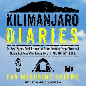 Kilimanjaro Diaries book cover Audible