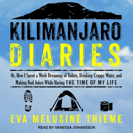 Kilimanjaro Diaries book cover Audible